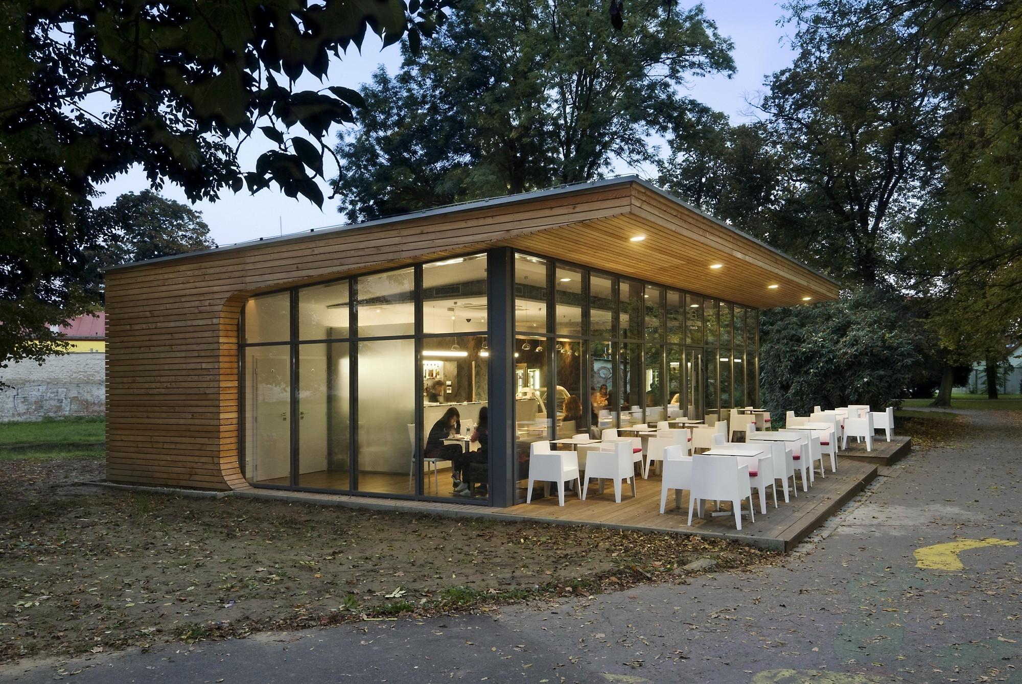 Проекты домов кафе фото
